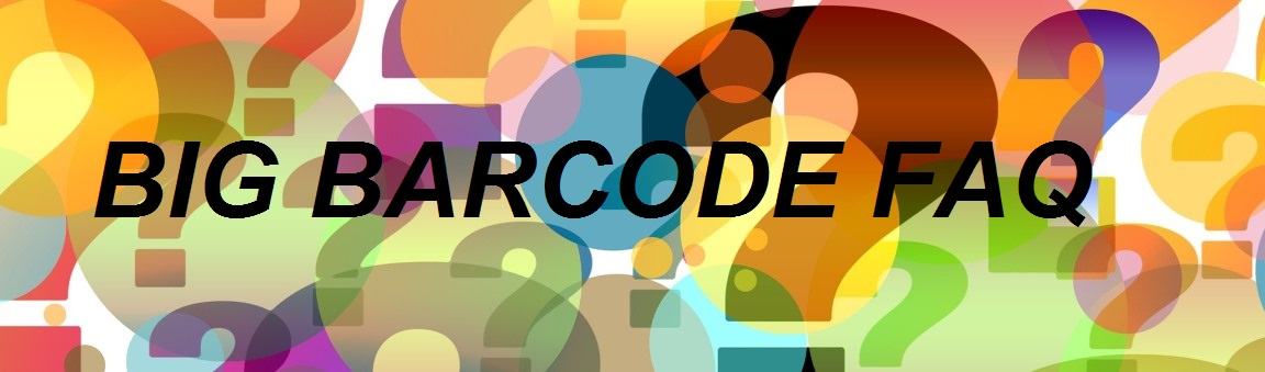 Answers to all your barcode questions